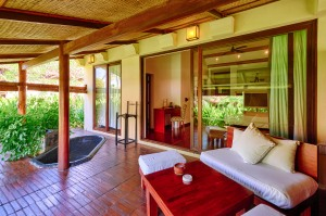 Sea View and Beachfront Villas in Phu Quoc Island Vietnam